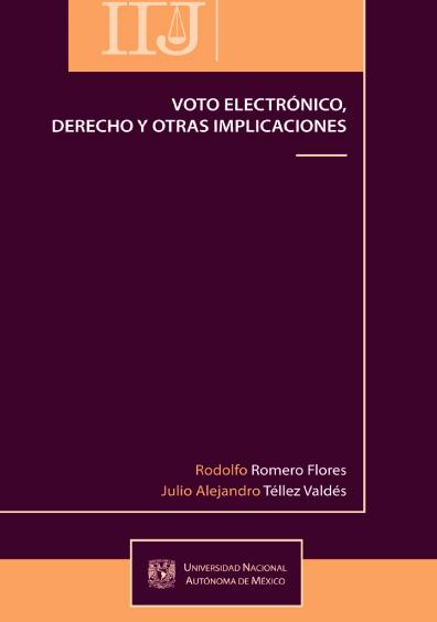 Voto electrónico, derecho y otras implicaciones