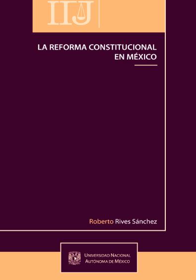 La reforma constitucional en México