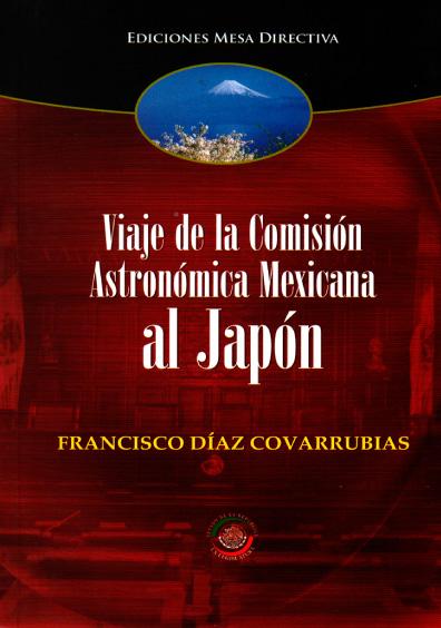 Viaje de la Comisión Astronómica Mexicana al Japón