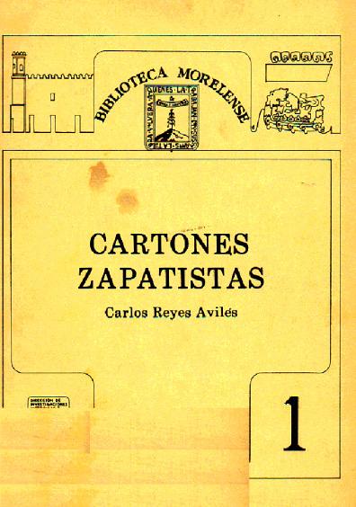 Cartones zapatistas