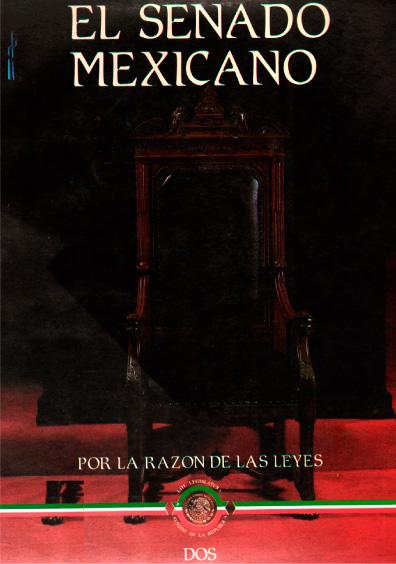 El Senado mexicano, libro dos