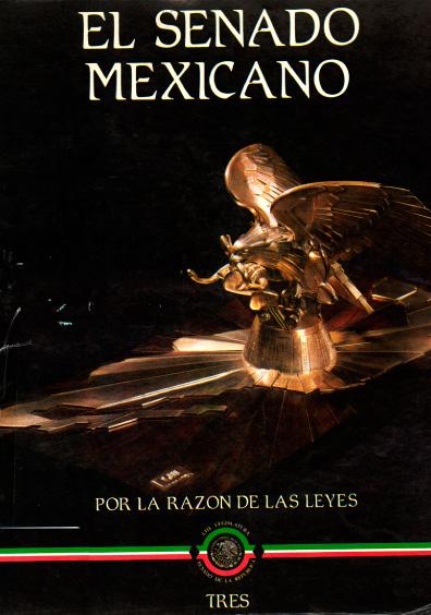 El Senado mexicano, libro tres