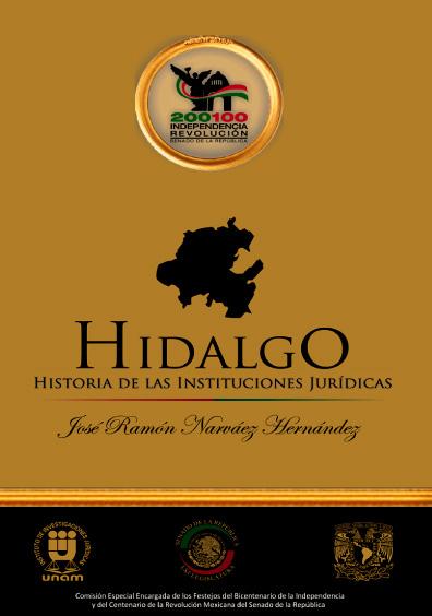 Hidalgo. Historia de las instituciones jurídicas