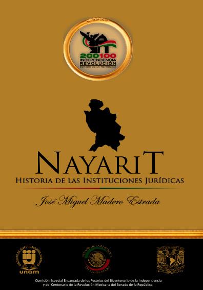 Nayarit. Historia de las instituciones jurídicas