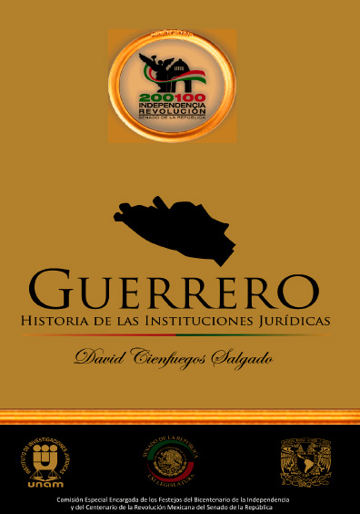 Guerrero. Historia de las instituciones jurídicas