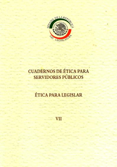 Ética para legislar