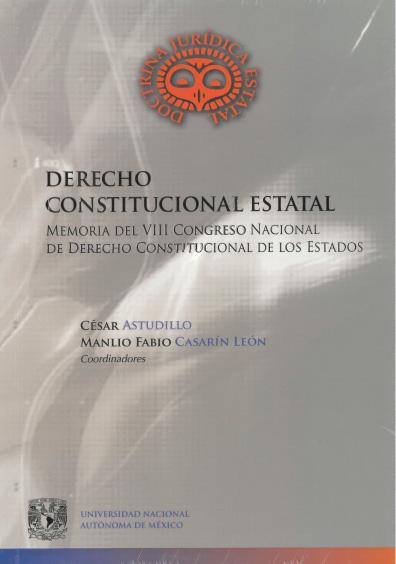 Derecho constitucional estatal