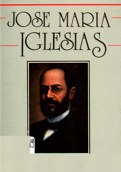 José María Iglesias. Autobiografía
