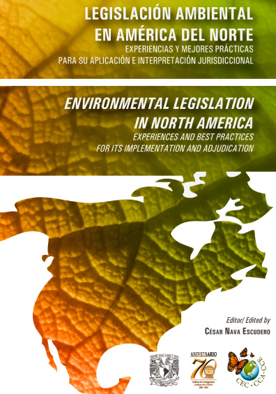 Legislación ambiental en América del Norte / Environmental Legislations In north America