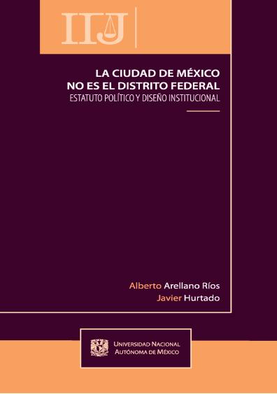La Ciudad de México no es el Distrito Federal