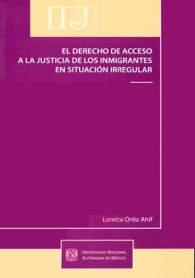 El derecho de acceso a la justicia de los inmigrantes en situación irregular