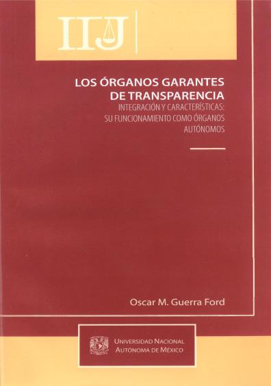 Los órganos garantes de transparencia