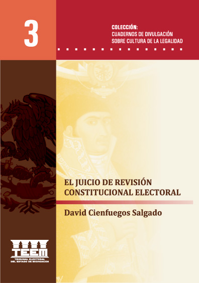 El juicio de revisión constitucional electoral