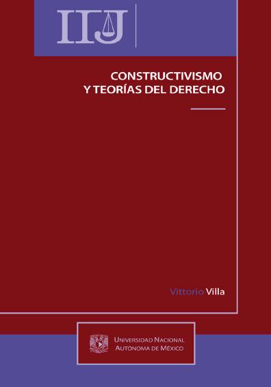 Constructivismo y teorías del derecho