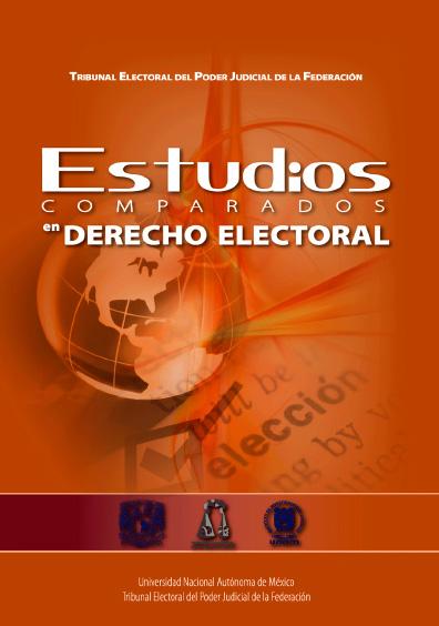 Estudios comparados en derecho electoral
