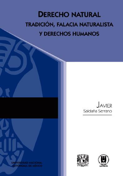 Derecho natural. Tradición, falacia naturalista y derechos humanos