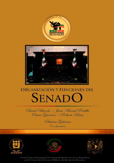 Organización y funciones del Senado
