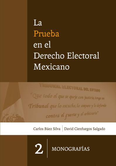 La prueba en el derecho electoral