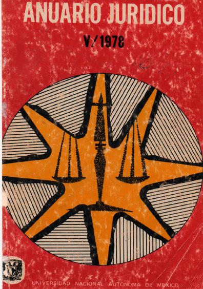 Anuario Jurídico V-1978