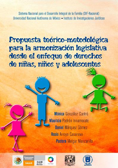 Propuesta teórico-metodológica para la armonización legislativa desde el enfoque de derechos de niñas, niños y adolescentes