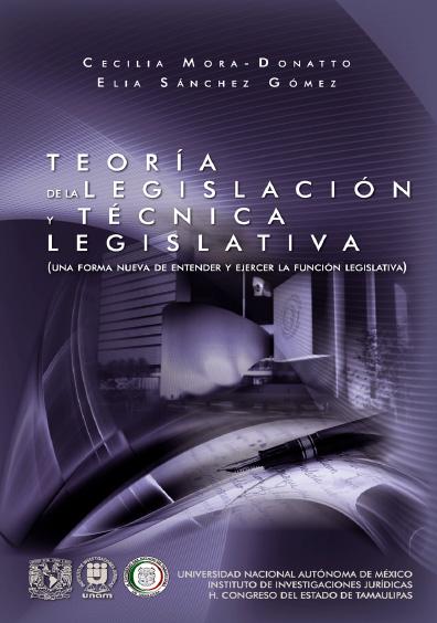 Teoría de la legislación y técnica legislativa