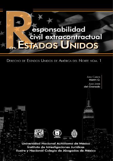 Responsabilidad civil extracontractual en Estados Unidos