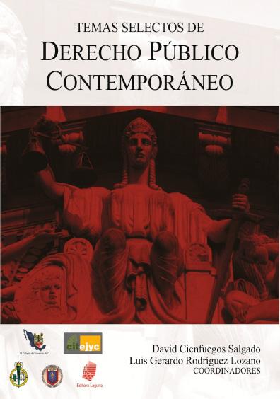 Temas selectos de derecho público contemporáneo