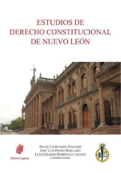 Estudios de derecho constitucional de Nuevo León