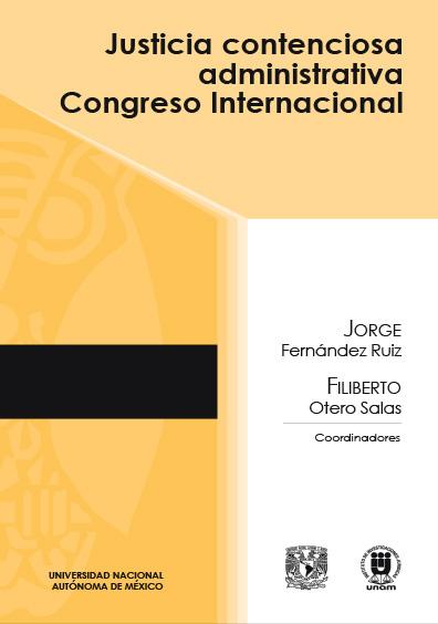 Justicia contenciosa administrativa. Congreso Internacional