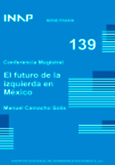 Praxis 139. Conferencia magistral. El futuro de la izquierda en México