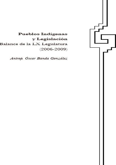 Pueblos indígenas y legislación