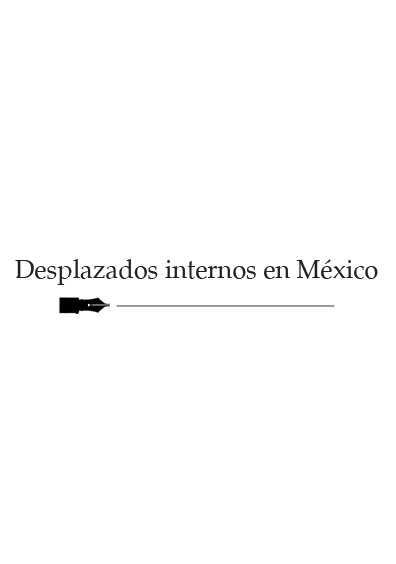 Desplazados internos en México