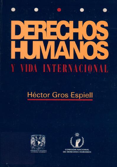 Derechos humanos y vida internacional