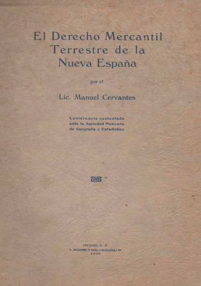 Condición jurídica de las riberas de los ríos. Colección Jorge Denegre-Vaught Peña