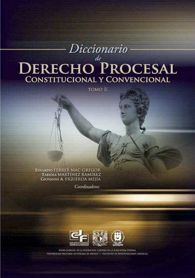 Diccionario de derecho procesal constitucional y convencional, t. II