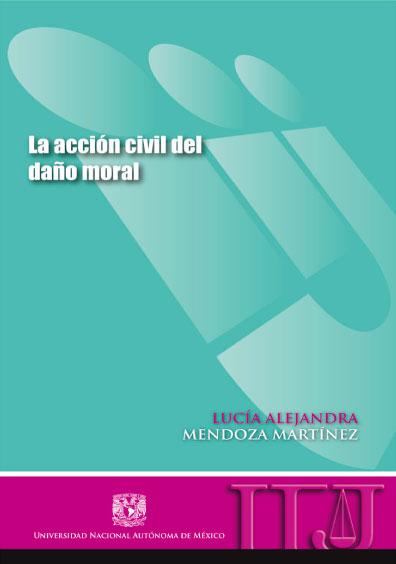 La acción civil del daño moral