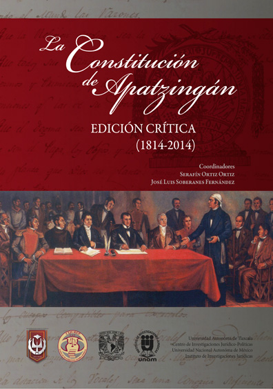 La Constitución de Apatzingán, edición crítica (1814-1824)