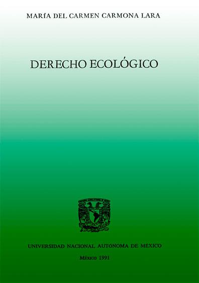 Derecho ecológico