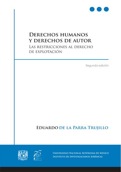 Derechos humanos y derechos de autor. Las restricciones al derecho de explotación