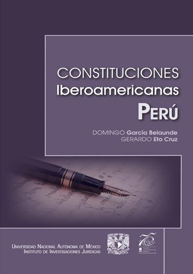 Constituciones iberoamericanas. Perú