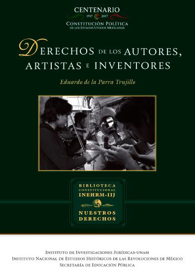 Derechos de los autores, artistas e inventores