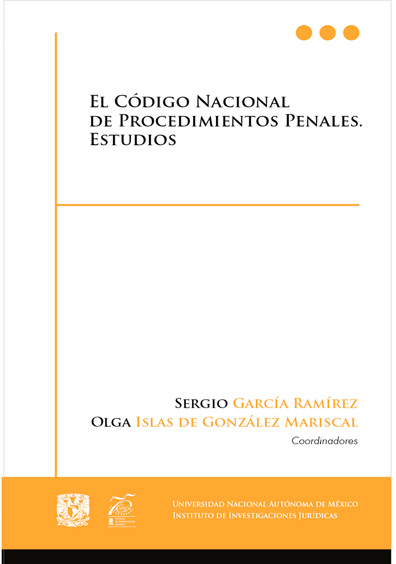 El Código Nacional de Procedimientos Penales. Estudios