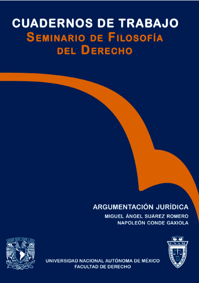 Argumentación jurídica, Seminario de Filosofía del Derecho, Facultad de Derecho