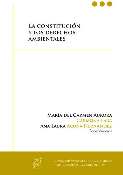 La Constitución y los derechos ambientales