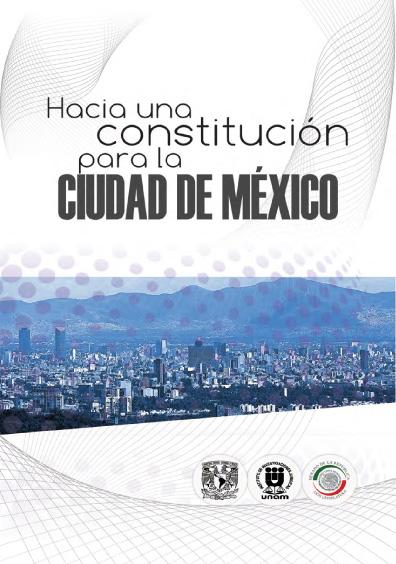 Hacia una Constitución para la Ciudad de México