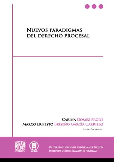 Nuevos paradigmas del derecho procesal
