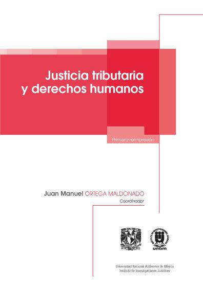Justicia tributaria y derechos humanos