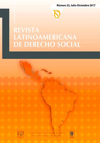 <b>Revista Latinoamericana de Derecho Social, número 25, julio-diciembre 2017</b>