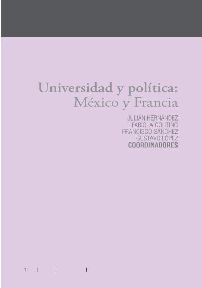 Universidad y política: México y Francia