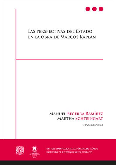 Perspectivas del Estado en la obra de Marcos Kaplan